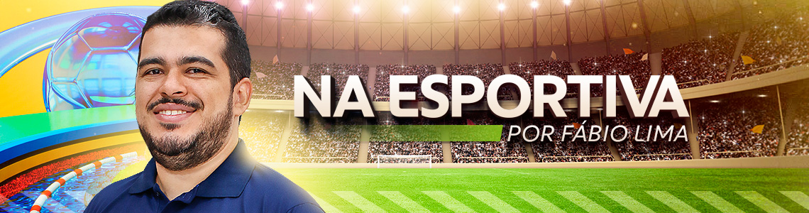 Na Esportiva - Fábio Lima